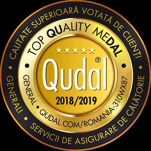 Medalie Qudal 2018/2019
